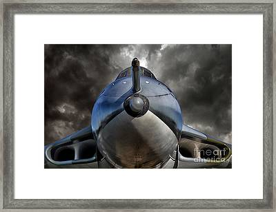 The Bomber Framed Print by Stephen Smith