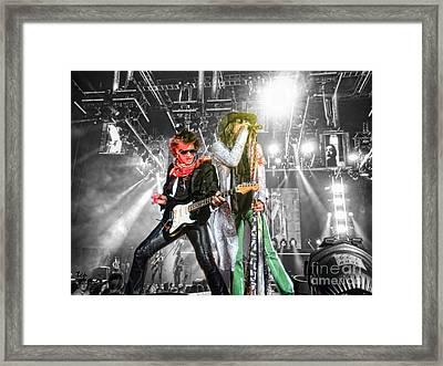 The Boys Framed Print by Traci Cottingham