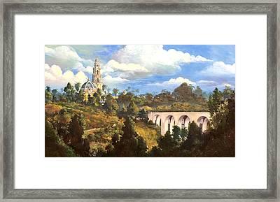 The Centenarian Framed Print by Duke  Windsor