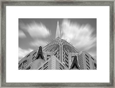 The Chrysler Building 2 Framed Print by Mike McGlothlen