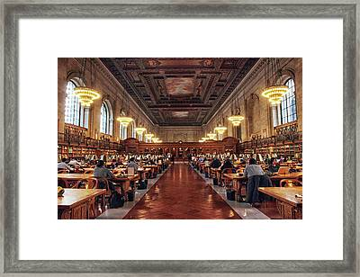 The Classic Rose Room Framed Print by Jessica Jenney