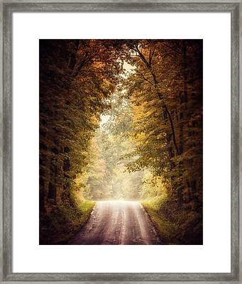 The Clearing Framed Print by Lisa Russo