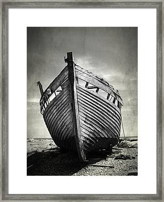 The Clinker Framed Print by Mark Rogan