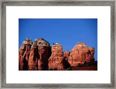 The Coffee Pot Framed Print by Susanne Van Hulst