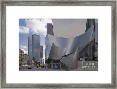 The Concert Hall Framed Print by Kevin McCall