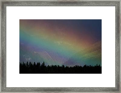 The Covenant  Framed Print by Cathie Douglas
