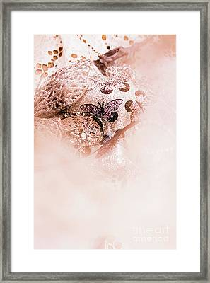 The Curtain Close Framed Print by Jorgo Photography - Wall Art Gallery