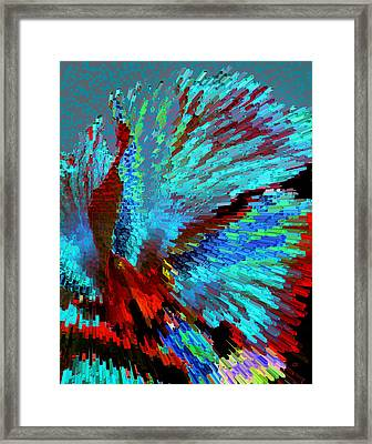 The Dance Framed Print by Gerlinde Keating - Galleria GK Keating Associates Inc