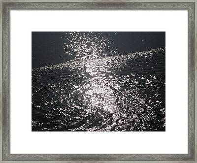 The Dancing Soul Framed Print by Patricia Lyons