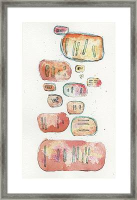 The Division  1 Framed Print by Mark M  Mellon