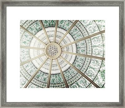 The Dome  Framed Print by Lisa Russo