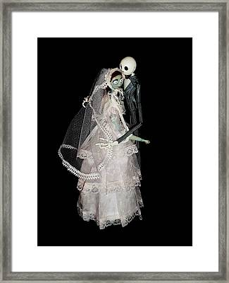 The Dream After Christmas I Framed Print by Donatella Muggianu
