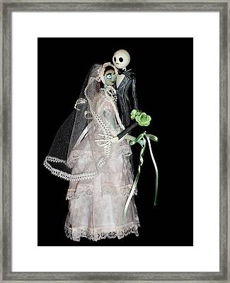 The Dream After Christmas II Framed Print by Donatella Muggianu