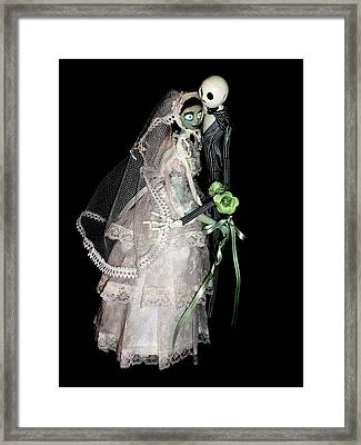 The Dream After Christmas IIi Framed Print by Donatella Muggianu
