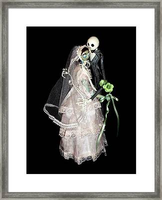 The Dream After Christmas Iv Framed Print by Donatella Muggianu