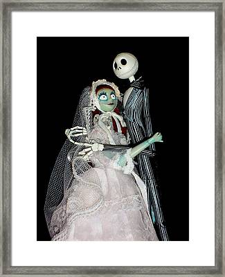 The Dream After Christmas Ix Framed Print by Donatella Muggianu