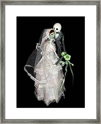 The Dream After Christmas V Framed Print by Donatella Muggianu