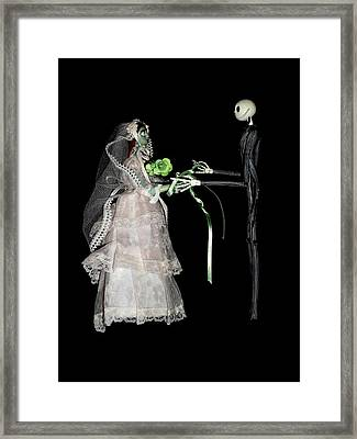 The Dream After Christmas Vi Framed Print by Donatella Muggianu