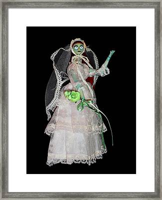 The Dream After Christmas Vii Framed Print by Donatella Muggianu