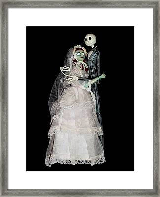 The Dream After Christmas Viii Framed Print by Donatella Muggianu