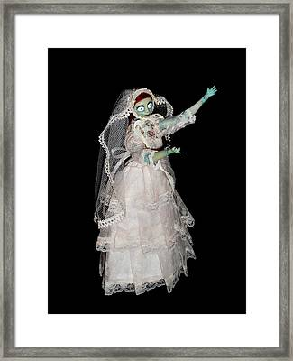 The Dream After Christmas Xi Framed Print by Donatella Muggianu