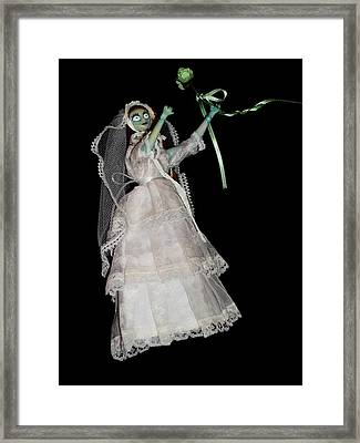 The Dream After Christmas  Xiii Framed Print by Donatella Muggianu