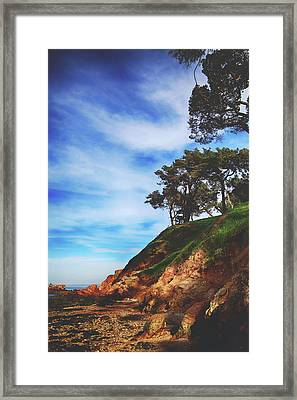 The Dreams I've Seen Lately Framed Print by Laurie Search