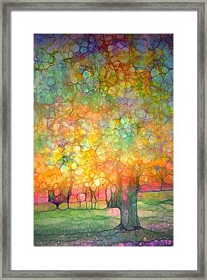 The Dreams Of This Tree Framed Print by Tara Turner