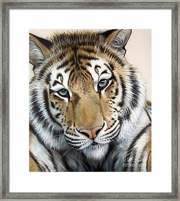 The Embrace Framed Print by Sandi Baker