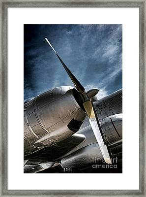 The Farewell  Framed Print by Olivier Le Queinec