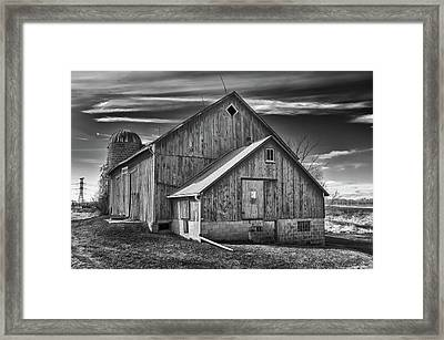 The Fargo Project 12232b Framed Print by Guy Whiteley