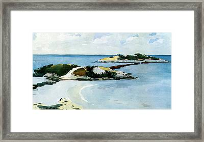 The Favorite Framed Print by Winslow Homer