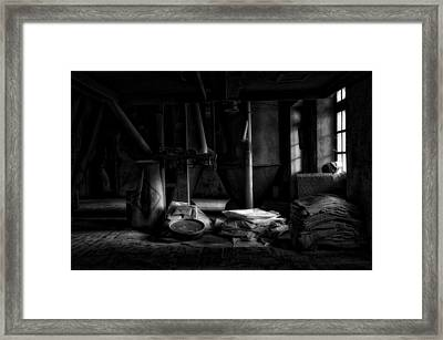 The Feed Mill Framed Print by Mountain Dreams