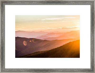 The Final Show Framed Print by Shelby Young
