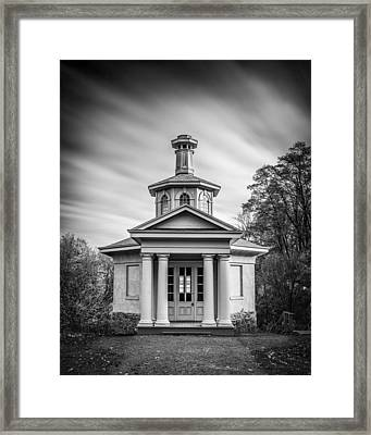 The Folly At Dundurn Castle Framed Print by Trevor Chapman