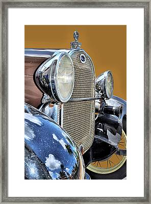 The Ford Framed Print by William Jones