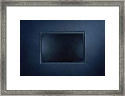 The Frame Framed Print by Scott Norris
