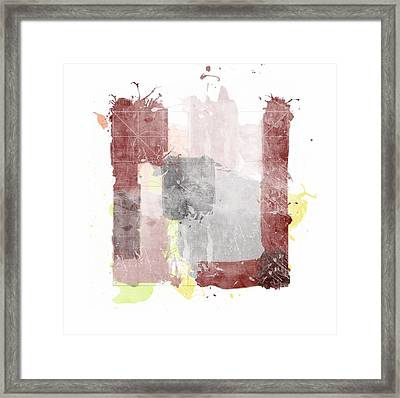 The Good The Bad And The Idea Framed Print by Francois Domain