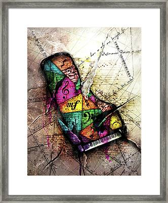 The Grand Illusion  Framed Print by Gary Bodnar
