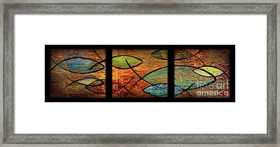 The Great Commission Framed Print by Shevon Johnson