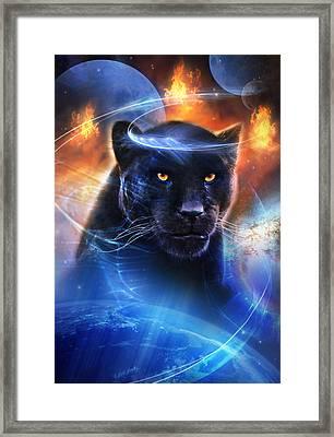 The Great Feline Framed Print by Philip Straub