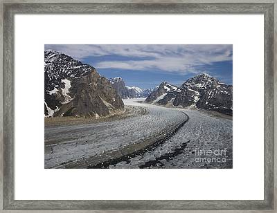 The Great Gorge Framed Print by Tim Grams