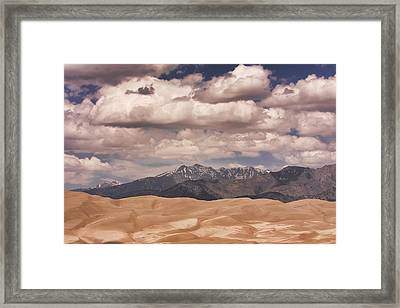 The Great Sand Dunes 88 Framed Print by James BO  Insogna