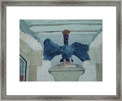 The Guardian Framed Print by E Colin Williams ARCA