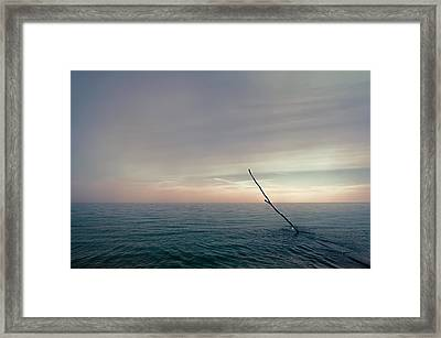 The Ideal Space Framed Print by Scott Norris