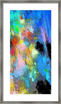 The Inner Self Framed Print by Charles Yates