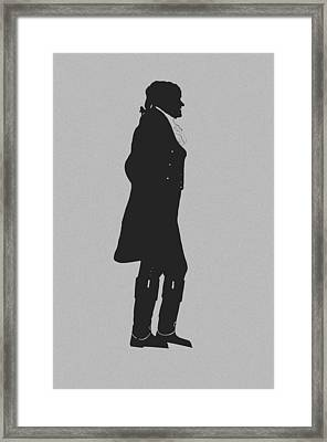 The Jefferson Framed Print by War Is Hell Store