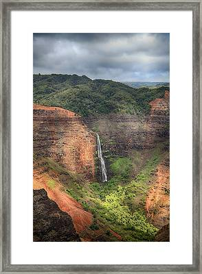 The Kind Of Love That Lasts Forever Framed Print by Laurie Search