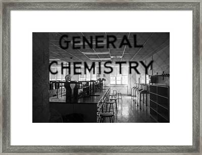 The Lab Framed Print by Phillip Schafer