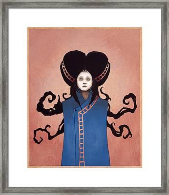 The Last Jewel Framed Print by Ethan Harris